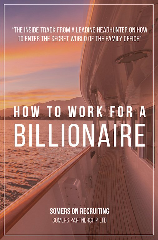 How to Work for A Billionaire Book Cover